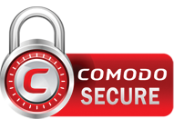 Protected by Comodo SSL Certificate